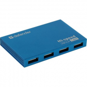 HUB DEFENDER SEPTIMA SLIM 7 портов, USB2.0