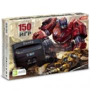 Игровая приставка  Dendy transformers (Денди Трансформеры) 150 встр игр