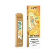 Одноразовая электронная сигарета HQD Mega манго - дыня