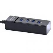 USB 2.0 HUB 4 ports 0.5 m black