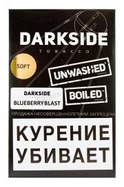 табак для кальяна Dark Side Soft Blueberry Blast 100gr