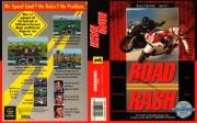 картридж (каcсета) на SEGA (сега) Road rush (род раш)