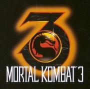 картридж (каcсета) на SEGA (сега) Mortal kombat 3 (мортал комбат)