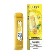 Одноразовая электронная сигарета HQD Mega Ананасовый экспресс