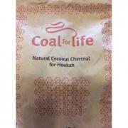 Кокосовый уголь coal-life (25 мм, 96 кубиков)