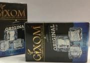 табак для кальяна Gixom ( гиксом ) ice flavoured (ЛЕД) 50 ГР.