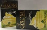 табак для кальяна Gixom ( гиксом ) Lemon Cake  flavoured  (Лимонный Пирог) 50 ГР.