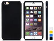 чехол силикон iPhone 6 Plus (угольный)