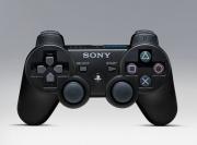 джойстик для Sony PLAYSTATION 3 (сони плейстейшн 3) DUALSHOCK 3 черный