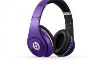 Наушники Monster Beats(Монстер Битс) Studio Purple(фиолетовый)