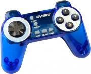 DVtech (дивитетч)JS11 джойстик для компьютера синий