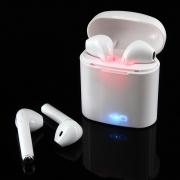 Беспроводные наушники с микрофоном  AirPods для Айфона i7S, i8-Plus (Аирподс, Apple  AirPods ifans Apper, aFans).  --  I7s