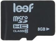 MicroSD 8GB LEEF class 10 без адаптера