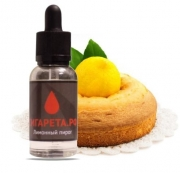 """Жидкость для Электронных сигарет """"сигарета рф"""" лимонный пирог 30мл."""