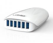 LDNIO USB HUB 6Ports