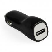 Автомобильное зарядное устройство SMARTBUY NOVA MKII, черное, 2.1А, 1USB