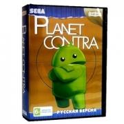 картридж (кассета) на SEGA (сега) planet contra (пленет контра)
