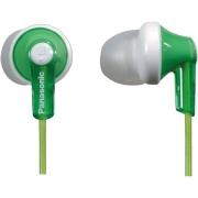 Наушники PANASONIC RP-HJE118GUG, зелёные