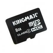 usb карта памяти microsd  kingmax  8 gb