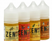 жидкость для электронных сигарет(оригинал США)  Zenith Salt - Taurus 30мл (USA)