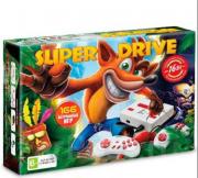 Игровая приставка sega super Crash 166 в 1  ( сега супер драйв краш )