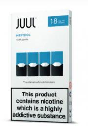 Картридж JUUL, bold menthol, 0.7 мл