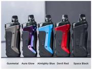 электронная сигарета Geekvape Aegis Boost POD + Replacement RBA POD ( оригинал )(для солевого никотина и обычных жидкостей) Вэйп