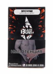табак для кальяна Burn BLACK Apple shock 100гр