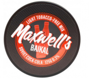 Кальянный Maxwells 25 гр Light Baikal Советская кока-кола 0,3%