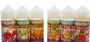 жидкость для электронных сигарет оригинал  Bushido Salt 30 мл Pineapple Sensei