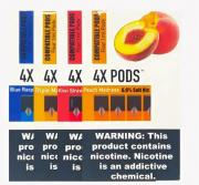 "Картридж для Juul - 4X Pods ""Kiwi Strawberry"""