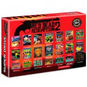 Игровая приставка sega super drive red dead redemption 166 в 1  ( сега супер драйв рэд дид ридемшин )