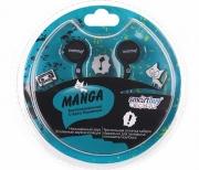 Наушники Smartbuy SBE-1010 Manga, чёрные