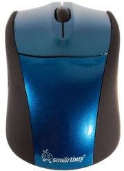 Мышь беспроводная Smart Buy 335AG, синяя/чёрная.