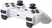 джойстик для Sony PLAYSTATION 3 (сони плейстейшн 3) DUALSHOCK 3  белый