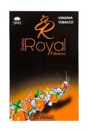 табак для кальяна Shisha Royal Tobacco ( ледяной апельсин  ) Ice orange 50 гр