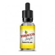 Жидкость  Tobacco Style American крепость 6 мг 30 мл