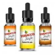 Жидкость  Tobacco Style American крепость 3 мг 30 мл