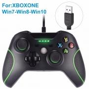 джойстик для Xbox ONE (икс бокс) проводной (неоригинал)