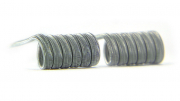 Готовый набор спиралей Fused Clapton Coil 0.5 [SS316] / 0.15 [Ni80] | 2x0.4 [Kanthal] / 0.15 [Ni80]