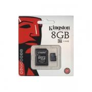 usb карта памяти microsd  kingston  8 gb