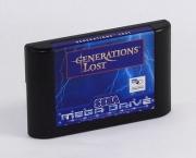 картридж (кассета) на SEGA (сега) Generations lost