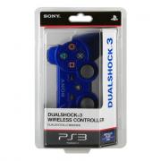 джойстик PS3 Dual Shock wireless СИНИЙ