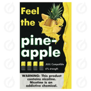 КАРТРИДЖИ FEEL the pineapple ПОДХОДИТ ДЛЯ JUUL (4 ШТ) 6% 0.7 мл