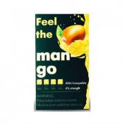 КАРТРИДЖИ FEEL the mango  ПОДХОДИТ ДЛЯ JUUL (4 ШТ) 6% 0.7 мл