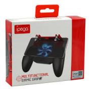 Ipega PG 9123 Multi Functional Game Grip с охлаждающим вентилятором и блоком питания геймпад переключатель Триггер для смартфона для игры (пубг) Pubg L1R1