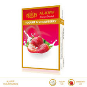 "Табак для кальяна "" al-kayf "" yogurt & strawberry"