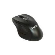 Мышь DIALOG Pointer MROP-02U, черная, USB, беспроводная