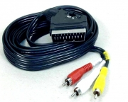 аудио видео кабель 1.5м
