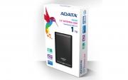 Внешний жёсткий диск  HDD  Adata HV 100  1 tb USB 3.0
